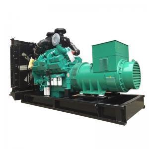 China High Performance 3 Phase Cummins Diesel Generator Set 750KVA Long Service Life on sale