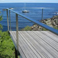 Best High Quality Outdoor Staineless Steel Handrail Cable Railing for Deck wholesale