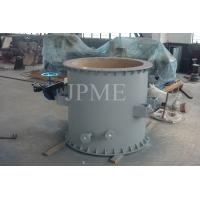 Details of flexible rotation Chimney damper with electric