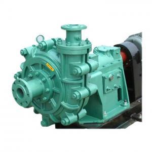 Best Mineral Processing Electric Slurry Pump Trash Pump Electric Wear Resistant Material wholesale