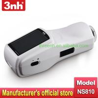 Color Spectrophotometer 3nh NS810 whiteness and yellowness spectrophotometer equal to Konica Minolta and x-rie spectroph