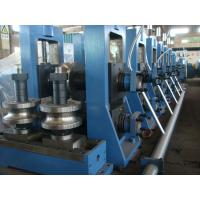 Quality Steel Profile Tube Mill Machine For Gas Transportation Square Pipe wholesale