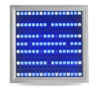 Best IP65 Hydroponics Indoor Plant Lights For Tamato With PPMA Cover , 300*300*10mm wholesale