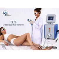 Buy cheap Powerful Medical CE ISO FDA 808 Nm Diode Laser Hair Removal Instrument For White from wholesalers