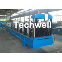 Best Galvanized Steel Large Span Roll Forming Machine For Arched Roof Panel , K Span Forming Machine wholesale