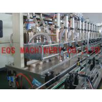 Best 4000BPH 1L PET Bottle Oil Filling Machine 3 Phase 380V with Frequency Converter wholesale