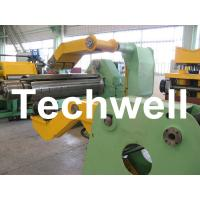 Best Fully Automatic Combined Steel Metal Slitting Cutting Machine With Control System wholesale