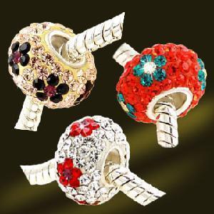 Best Fashion Silver Core Crystal Bead (AV0366) wholesale
