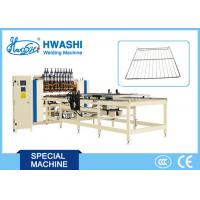 Buy cheap Bucket Grill Wire Welding Machine , stainless steel Pojection Wire Mesh Welder from wholesalers