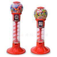 Best Capsule Toy Gashapon Vending Machine For Shopping Malls / Children's Parks wholesale