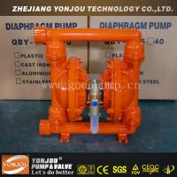 China QBY series double diaphragm pump on sale