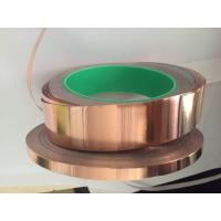 Best Brand new custom  rose copper foil tape,Hot sales !!! Copper foil rolled tape for electrical use wholesale
