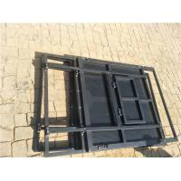 Best Black Metal Crowd Control Barriers Crowd Stopper Barricades For Concert wholesale