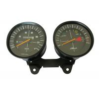 Best Precisely Delivery  Motorcycle Speedometer Kit For Honda , ABS Motor Gauges CG125 82 wholesale