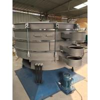 High Frequency Round Multi Deck Rotary Small vibrating screen sand screener