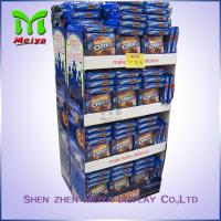 Best Supermarket Cardboard Corrugated Pallet Display For snacks and  pillows wholesale