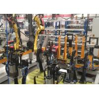 China TIG Argon Indus Robotics And Automation , Robotic Manufacturing Automation System on sale