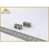 Best YG15 Grade Tungsten Carbide Wear Parts High Density Tungsten Square Bar Lightweight wholesale