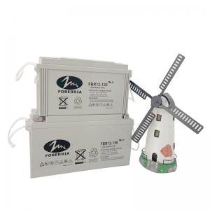 Best FOBERRIA 12v 150ah Solar Battery wholesale