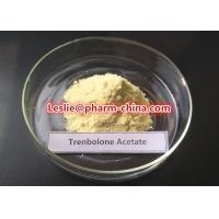 Best No Side Effect Anabolic Anti Aging Steroids Yellow Powder Trenbolone Acetate CAS 10161-34-9 wholesale