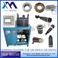 China Hose Crimping Machine For Strut Shock Absorber 100T Mananul Hydraulic Machines on sale