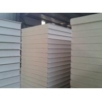 Details of insulation pu sandwich panel fireproof pu for Fireproof wall insulation