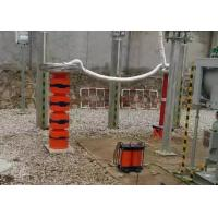 China 132KV GIS Testing AC Resonant Test System Lighter Single Piece Weight on sale