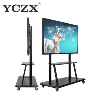 China 55 High Definition Interactive Flat Panel Multifunctional For Office / School on sale