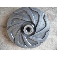 Best Steel Wear Resistant Slurry Pump Impeller Easy Install Various Color / Size wholesale