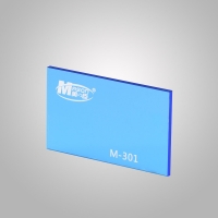 Buy cheap 8x4 Transparent Blue Heavy Plastic Sheeting Plastic Cover Sheets from wholesalers
