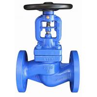 Best NR DN80 PN16 Screw Down Check Globe Valve FTF-310 GGG-40.3 Flange Dia 200 – 8 Holes wholesale