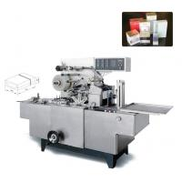 Cheap Playing Cards / Cosmetic Box BOPP Film Automatic Shrink Wrapping Machine 0.75W wholesale
