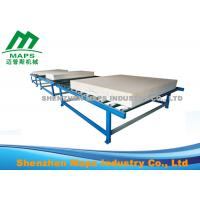 Best Blue Color Automated Conveyor Systems Transfer Table TM01 High Efficiency wholesale