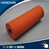 Best 300C High temperature resistance silicone laminating rubber roller wholesale