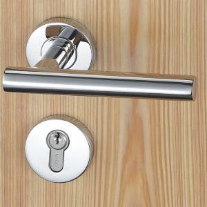 Best Satin Stainless Steel Mortise Door Lock Fits For 38 - 50mm Door Thickness wholesale