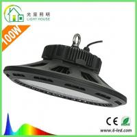 Best 100W UFO High Bay Led Lighting With 2700-6500K CCT , CE ROHS Certification wholesale