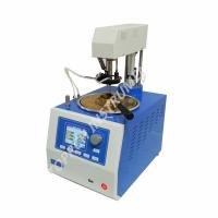 Quality Buy blue color quality competitive price Fully automatic closed cup flash point tester,fuel diesel flash point testing wholesale