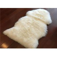 Best Real Sheepskin Rug Large Merino Sheepskin Natural Long Wool Runners for Home wholesale