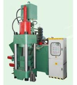 Best Cast Iron Briquettes Press Machine For Steel Wires Into Block wholesale
