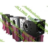 Quality Mud Pump Fluid End Module, Studded Only, F/ National 12P160 14P220 Triplex Mud Pump wholesale