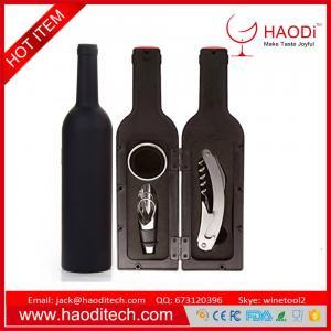 China Wine Opener Corkscrew Screwpull Kit Perfect Wedding Gift for Wine Lover on sale