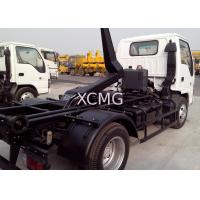 Best Special Purpose Vehicles For Loading , Unloading , And Transport Garden Garbage XZJ5100ZXX wholesale