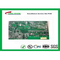 Best Lead Free White Silkscreen Double Sided Circuit Board for TV wholesale
