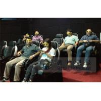 Best Motion 6d Movie Theater With 3 DOF Electronic Dynamic System Vibration Chair wholesale