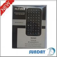 Best Support SONY PS3,IPAD,iPHONEmini bluetooth keyboard wholesale
