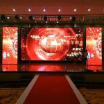 Best P4.81 Rental LED Display Pantallas Digital Videos Indoor Outdoor Stage Entertainment wholesale