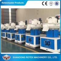 Best Capacity 1-1.5t/H Cotton Seed Sawdust Pellet Making Machine With CE Approval wholesale