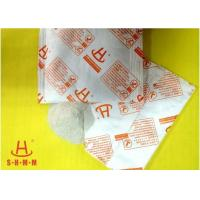 China Powerful Food Grade Desiccant Packets Calcium Chloride Material , No Leakage on sale