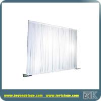 Quality Event wedding aluminum backdrop stand pipe drape,pipe and drape wedding backdrop wholesale