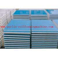 Best Automatic EPS and Rock Wool Sandwich Panel Roll Forming Machine High Speed and Durable wholesale
